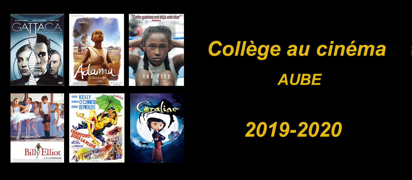 college aucinema aube
